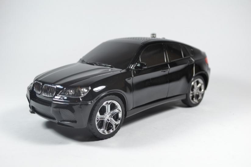 Фото - Колонка - Машинка BMW X6 (колонка, плеер mp3, радио) купить в киеве на подарок, цена, отзывы