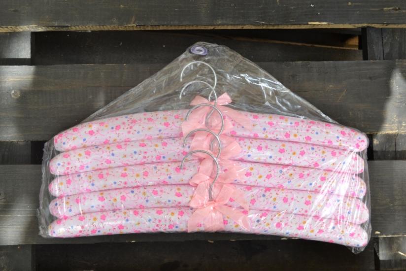 Фото - Набор мягких вешалок розочки купить в киеве на подарок, цена, отзывы