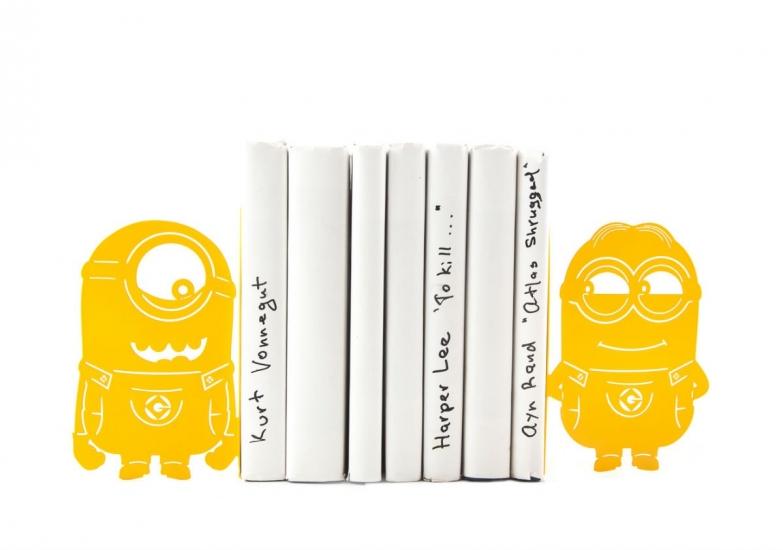 Фото - Держатель для книг Миньоны купить в киеве на подарок, цена, отзывы