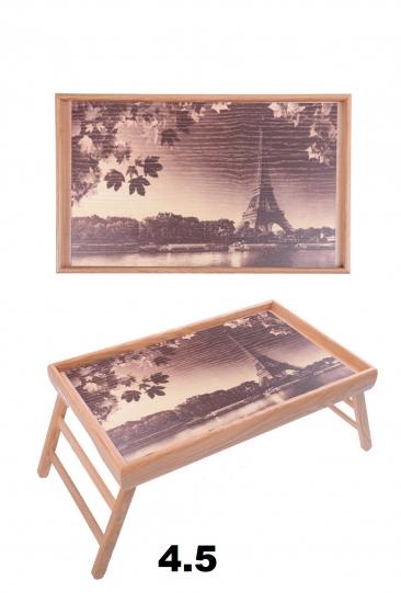 Фото - Столик для завтрака Париж купить в киеве на подарок, цена, отзывы