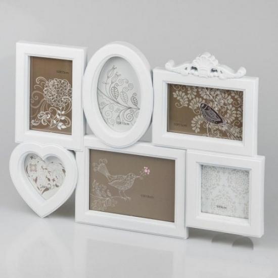 Фото - Фотоколлаж (47x33x2 см) белый купить в киеве на подарок, цена, отзывы