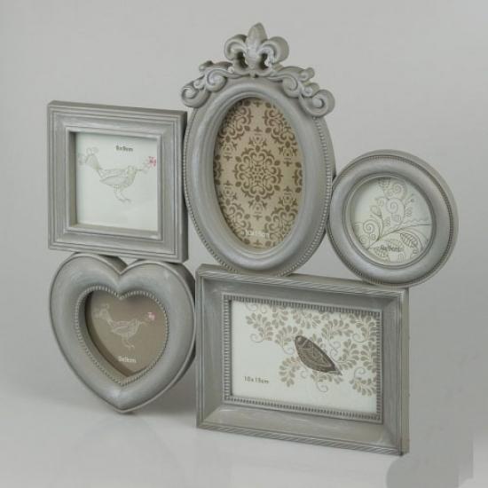 Фото - Фотоколлаж (39x37x2 см) серый купить в киеве на подарок, цена, отзывы