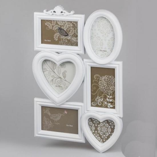 Фото - Фотоколлаж (49.5x33x3 см) белый купить в киеве на подарок, цена, отзывы