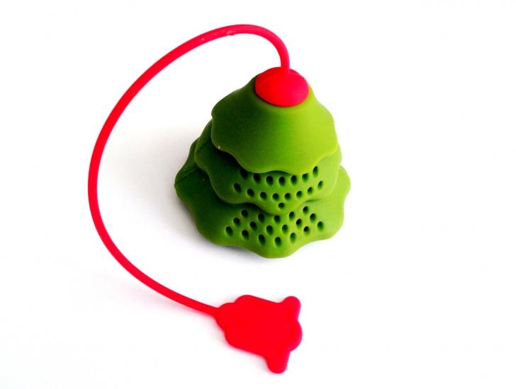 Фото - Заварник для чая Елочка купить в киеве на подарок, цена, отзывы