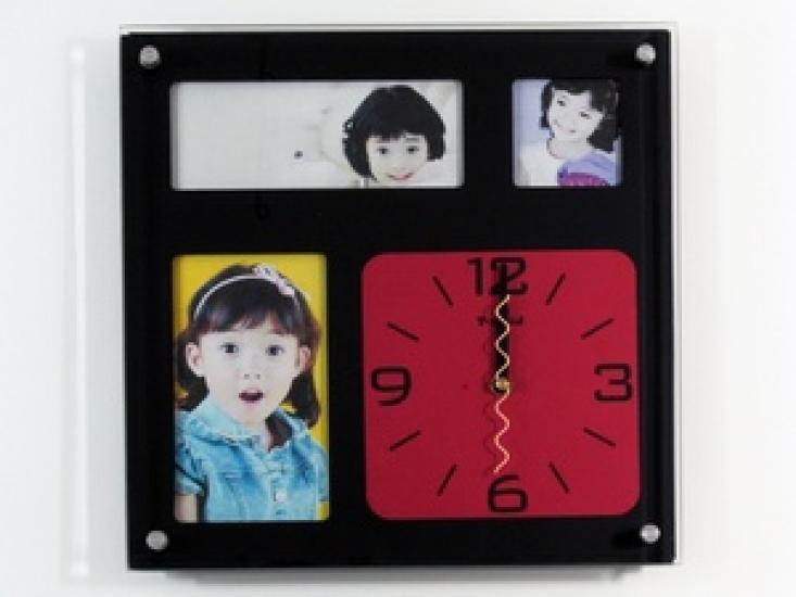 Фото - Часы настенные фигурные купить в киеве на подарок, цена, отзывы