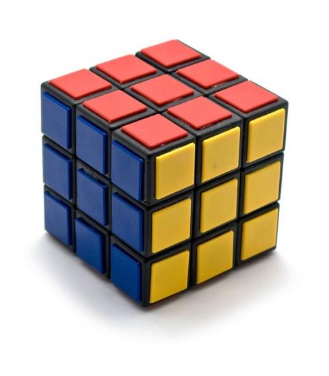 Фото - Головоломка Кубик Рубик купить в киеве на подарок, цена, отзывы