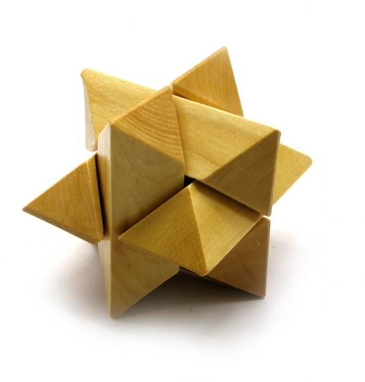 Фото - Головоломка Звезда  купить в киеве на подарок, цена, отзывы