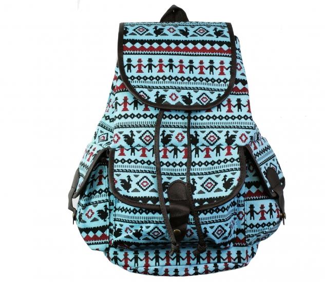 Фото - Рюкзак Холщовый Pattern Узор Инари купить в киеве на подарок, цена, отзывы