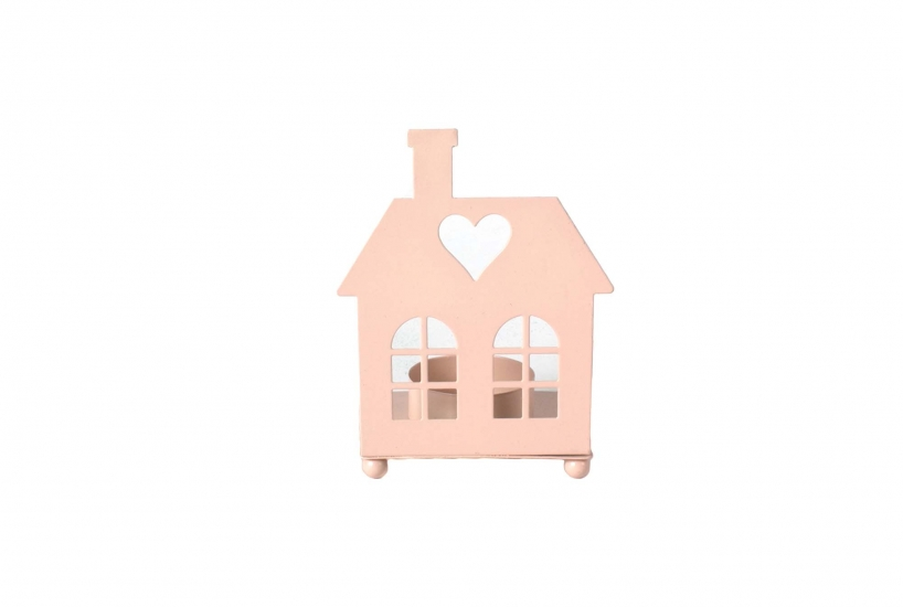 Фото - Подсвечник в форме домика купить в киеве на подарок, цена, отзывы