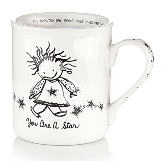 Фото - Чашка Ты звезда купить в киеве на подарок, цена, отзывы