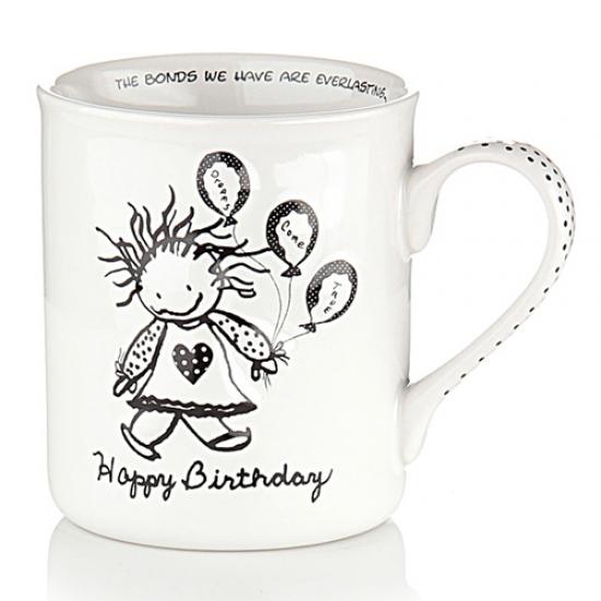 Фото - Чашка С днем рождения купить в киеве на подарок, цена, отзывы