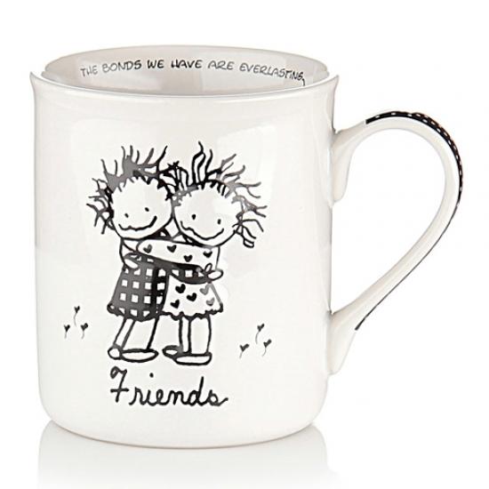 Фото - Чашка Друзья купить в киеве на подарок, цена, отзывы
