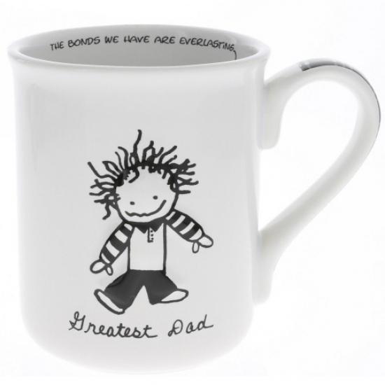 Фото - Чашка Самый лучший папа купить в киеве на подарок, цена, отзывы