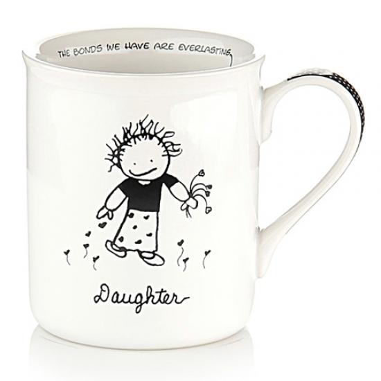 Фото - Чашка Дочь купить в киеве на подарок, цена, отзывы