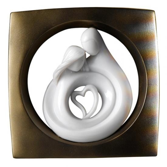 Фото - Скульптура Круг Любви купить в киеве на подарок, цена, отзывы