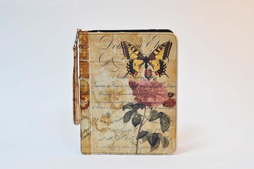 Фото - Чехол для IPad бабочка 9.7 купить в киеве на подарок, цена, отзывы