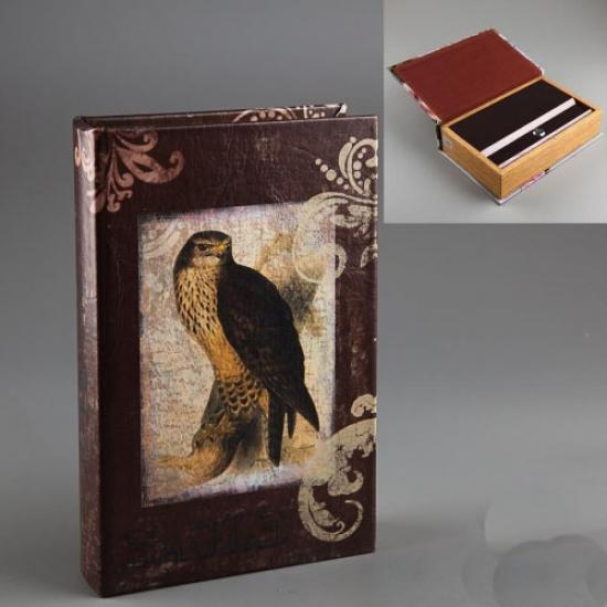 Фото - Книга сейф Ястреб 26 см купить в киеве на подарок, цена, отзывы