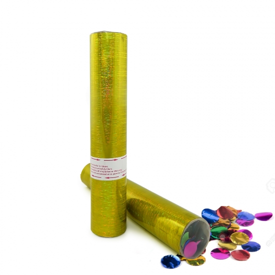 Фото - Хлопушка 30 см с монетами СУПЕР купить в киеве на подарок, цена, отзывы