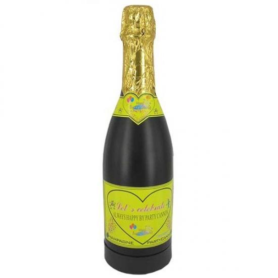 Фото - Хлопушка Бутылка Шампанского 30 см купить в киеве на подарок, цена, отзывы