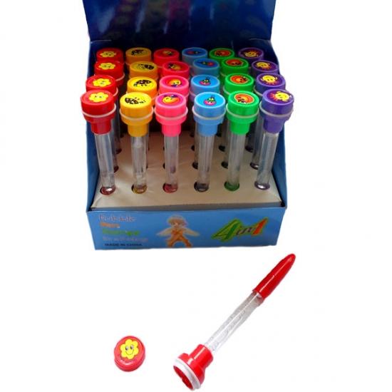 Фото - Ручка Печать с мыльными пузырями купить в киеве на подарок, цена, отзывы