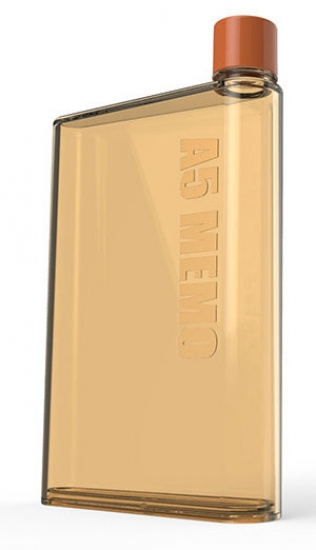 Фото - Бутылка Memo Notebook A5 купить в киеве на подарок, цена, отзывы