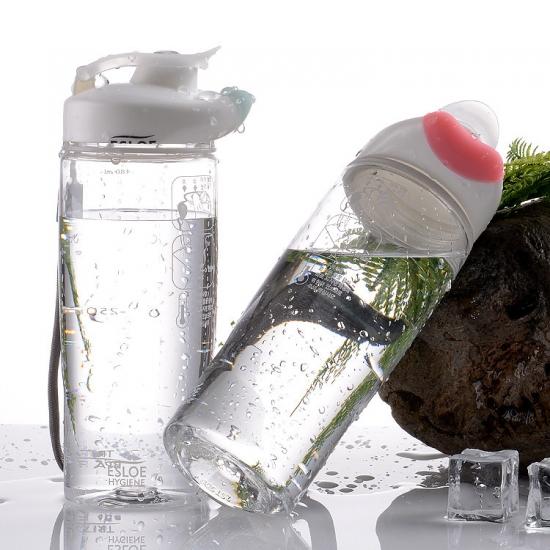 Фото - Бесконтактная бутылка для воды ESLOE купить в киеве на подарок, цена, отзывы