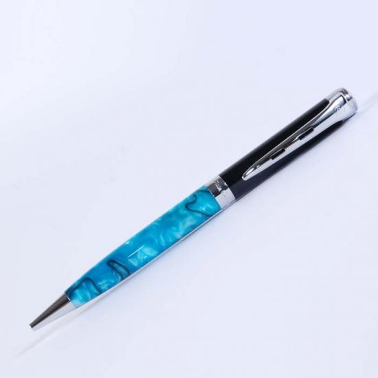 Фото - Ручка шариковая Genteleman Blue купить в киеве на подарок, цена, отзывы
