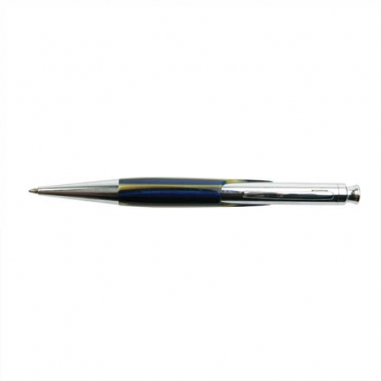 Фото - Ручка шариковая латунь + акрил купить в киеве на подарок, цена, отзывы