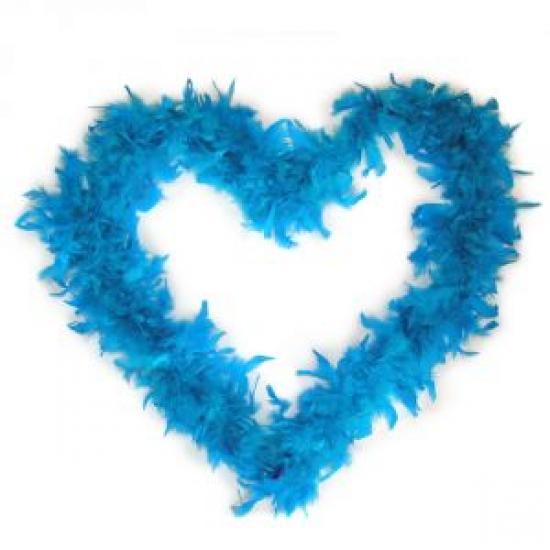 Фото - Боа из перьев 50 г купить в киеве на подарок, цена, отзывы