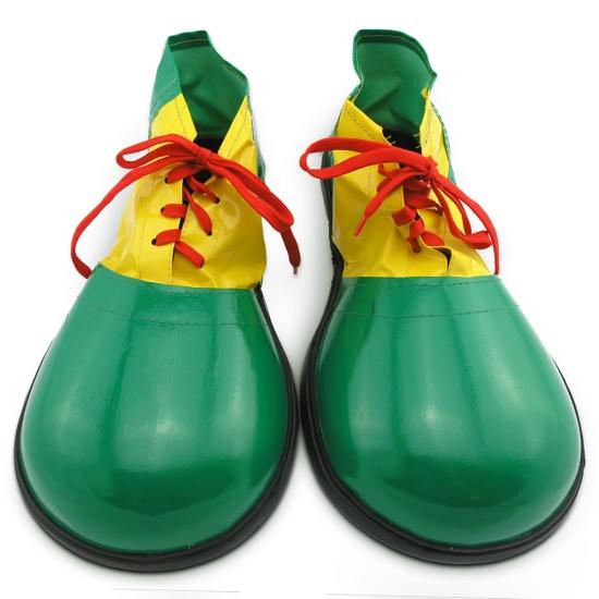 Фото - Ботинки Клоуна лаковые купить в киеве на подарок, цена, отзывы