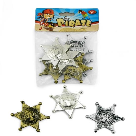 Фото - Значок Пирата (уп.6 шт.) купить в киеве на подарок, цена, отзывы