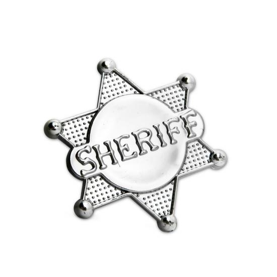Фото - Значок Шерифа купить в киеве на подарок, цена, отзывы
