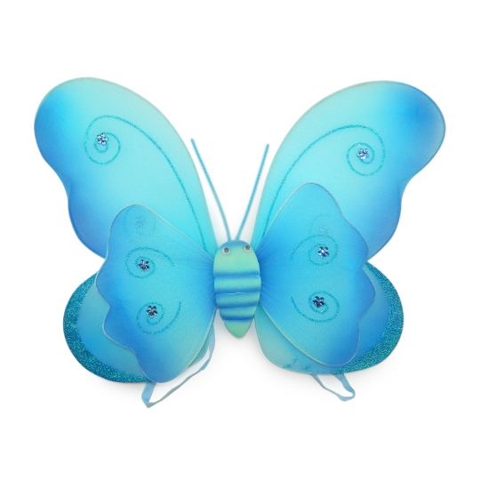 Фото - Крылья Бабочки двойные средние купить в киеве на подарок, цена, отзывы
