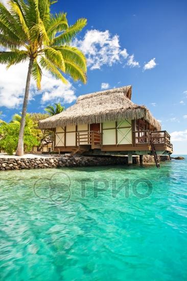 Фото - Обогреватель картина Мальдивы купить в киеве на подарок, цена, отзывы