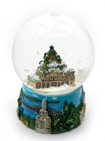 Фото - Шар со снегом Архитектура Киева купить в киеве на подарок, цена, отзывы