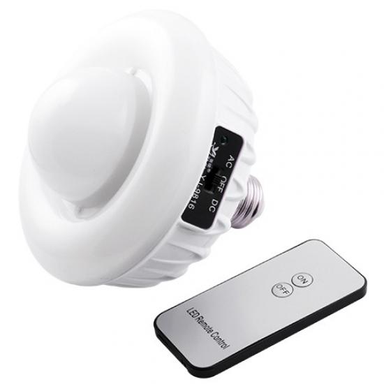 Фото - Аккумуляторная заряжаемая LED лампа купить в киеве на подарок, цена, отзывы