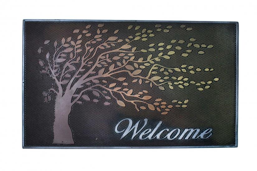 Фото - Коврик в прихожую Дерево 75 см купить в киеве на подарок, цена, отзывы
