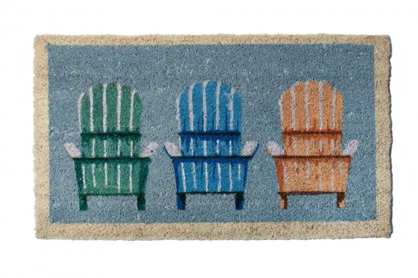 Фото - Коврик в прихожую Кресла 75 см купить в киеве на подарок, цена, отзывы