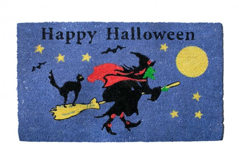Фото - Коврик в прихожую Halloween 75 см купить в киеве на подарок, цена, отзывы