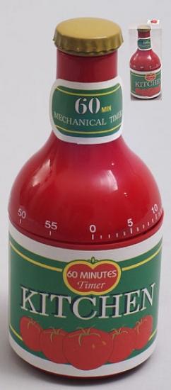 Фото - Кухонный таймер томато купить в киеве на подарок, цена, отзывы