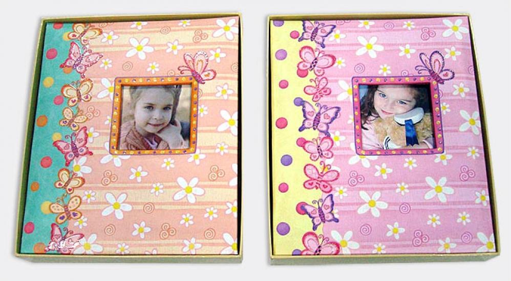 Фото - Детский фотоальбом Girl купить в киеве на подарок, цена, отзывы