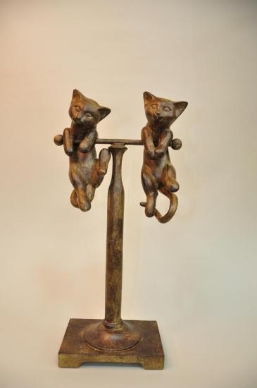 Фото - Вешалка для чашек Кошки купить в киеве на подарок, цена, отзывы