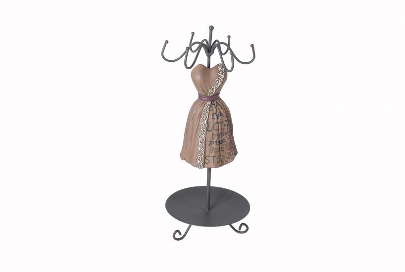 Фото - Вешалка для украшений Платье Classic купить в киеве на подарок, цена, отзывы