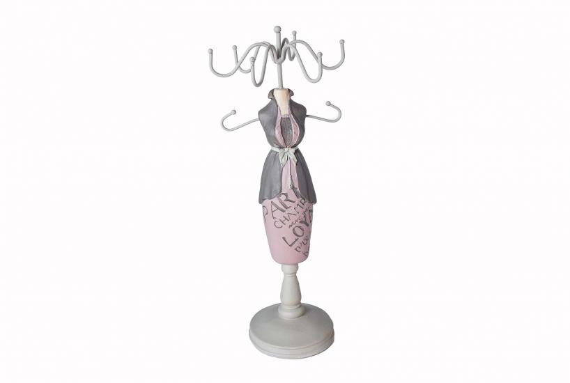 Фото - Вешалка для украшений Платье купить в киеве на подарок, цена, отзывы