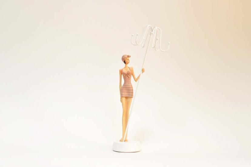 Фото - Вешалка для украшений Пляжница купить в киеве на подарок, цена, отзывы