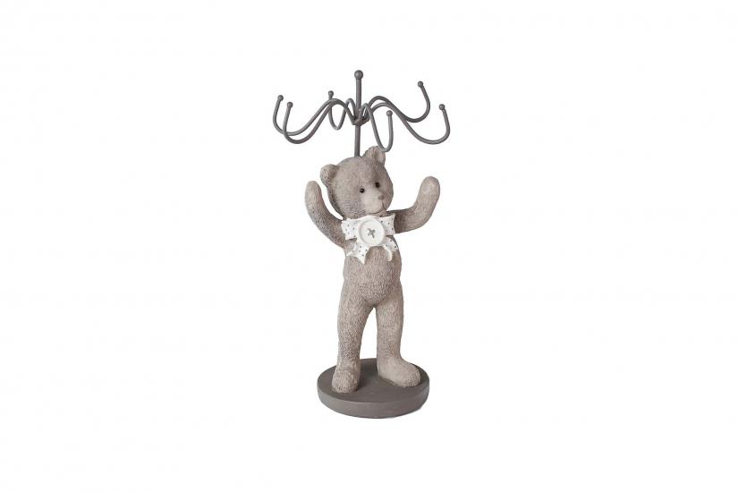 Фото - Вешалка для украшений Мишка купить в киеве на подарок, цена, отзывы
