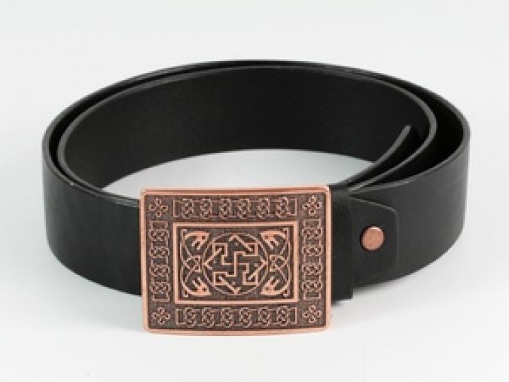 Фото - Кожаный ремень Валькирия купить в киеве на подарок, цена, отзывы