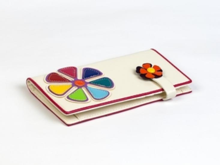 Фото - Кошелек Цветик-Семицветик белый купить в киеве на подарок, цена, отзывы