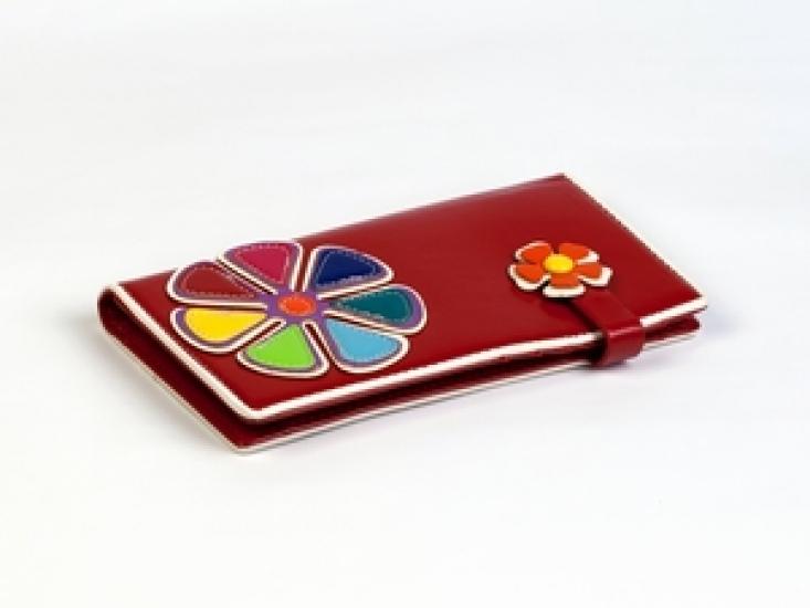 Фото - Кошелек Цветик-Семицветик красный купить в киеве на подарок, цена, отзывы