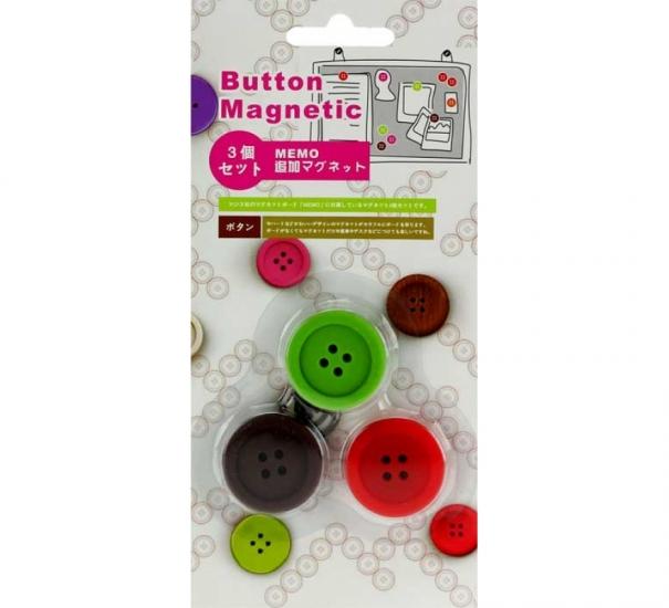 Фото - Магниты-пуговицы купить в киеве на подарок, цена, отзывы